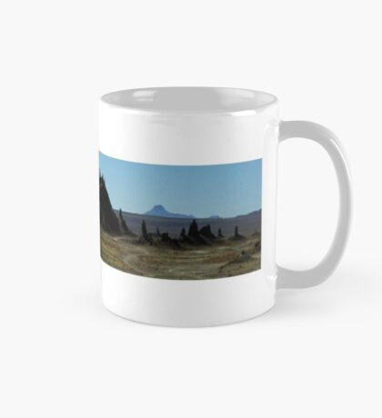 Trona Pinnacles Space Alien Landscape Mug