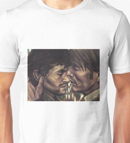 Cuddly Murder Husbands Unisex T-Shirt
