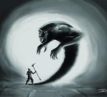 Shadows' chaser by 2Herzen