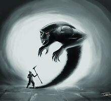 Shadows' chaser by Kitsune Arts