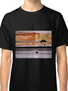 Aussie Corrugated Galvanised Iron Abstract #7 Classic T-Shirt