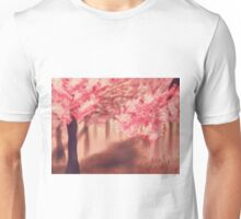 Blooming Sakura Trees 2 Unisex T-Shirt