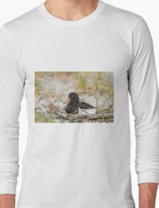 The Chick Rests Long Sleeve T-Shirt