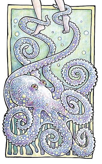 Octopus   by retromancy