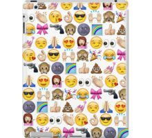 EMOJIS ARE A GALS BEST FRIEND iPad Case/Skin