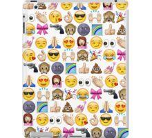 EMOJIS ARE A GALS BEST FRIEND iPad Case/Skin