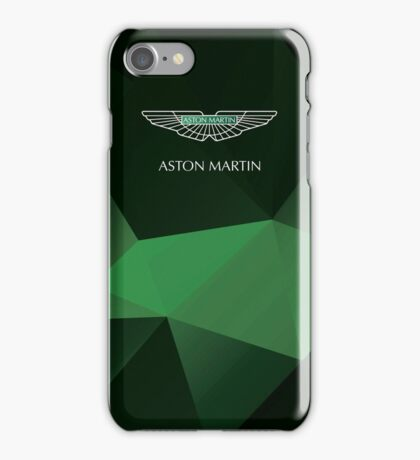 Aston Martin case iPhone Case/Skin
