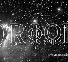 Orion's Belt by EyeMagined
