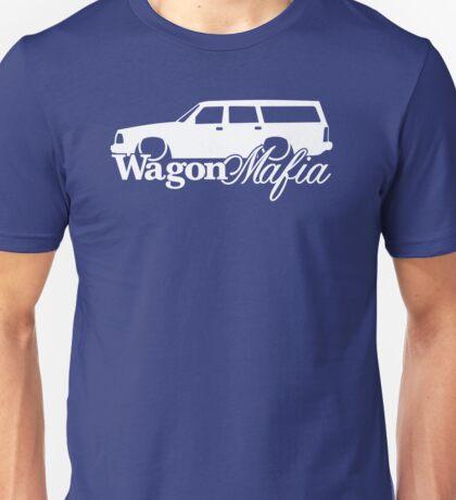 WAGON MAFIA - for Volvo 240 enthusiasts Unisex T-Shirt