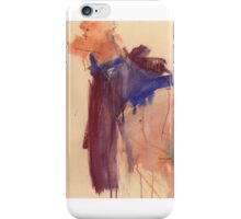 not what I expected iPhone Case/Skin