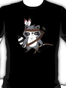 Apache The Raccoon T-Shirt