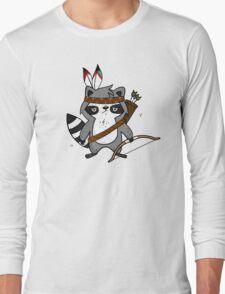 Apache The Raccoon Long Sleeve T-Shirt