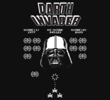 Darth Invader Kids Clothes