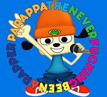 PaRappa The Rapper by RetroGameAddict