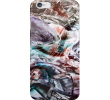 Ego shattering searching new perceptions iPhone Case/Skin