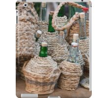 barrel of wine iPad Case/Skin