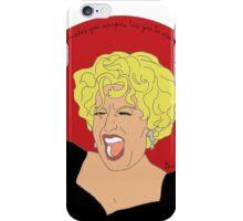 Love Bette iPhone Case/Skin