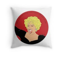 Love Bette Throw Pillow