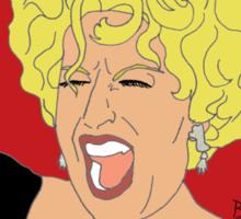 Love Bette Sticker