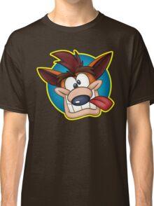 Crash Face Classic T-Shirt