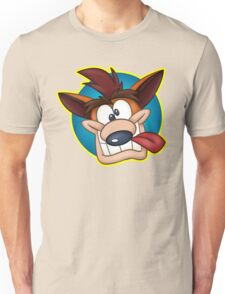 Crash Face Unisex T-Shirt