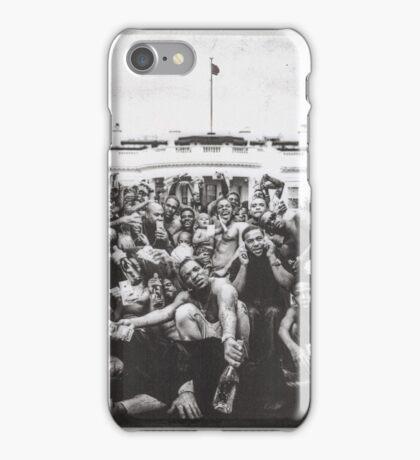 Kendrick Lamar - To Pimp A Butterfly Album Cover Art iPhone Case/Skin