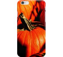 Pumpkins in the Moonlight's Shadows... iPhone Case/Skin
