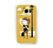 Smile and Wave Samsung Galaxy Case/Skin