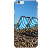 Summer on Brighton Beach iPhone Case/Skin