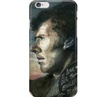 England iPhone Case/Skin