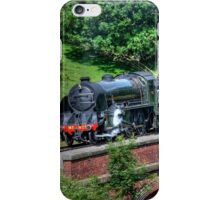 Southern 825 Locomotive iPhone Case/Skin