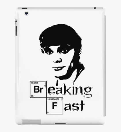 Breaking Fast iPad Case/Skin