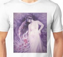 Sappho and the rose Unisex T-Shirt