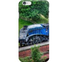 60007 Sir Nigel Gresley Locomotive iPhone Case/Skin