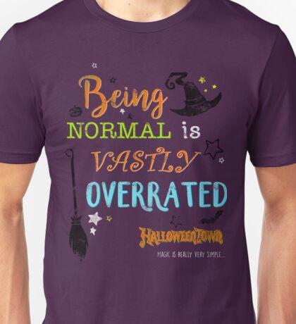 Halloweentown - Normal Unisex T-Shirt