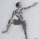 Man study 03 by Ivan Bruffa