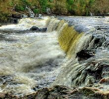 Upper Falls Aysgarth 1 - HDR by Colin  Williams Photography
