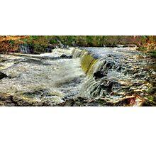 Upper Falls Aysgarth 1 - HDR Photographic Print