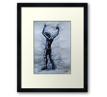 Summoning Framed Print