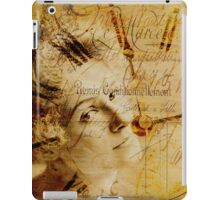 Remembrance of Times Past iPad Case/Skin