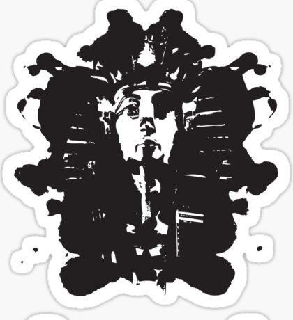 Inkblot Pharaoh  Sticker