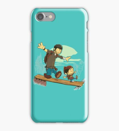 Just the 2 of Us iPhone Case/Skin