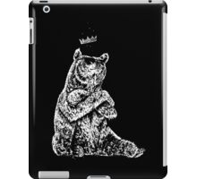 Smug Bear iPad Case/Skin