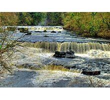 Upper Falls Aysgarth 2 - HDR Photographic Print