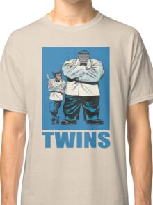 Wolverine & The Hulk • Twins Classic T-Shirt