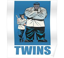 Wolverine & The Hulk • Twins Poster