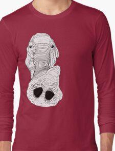 Elephant Long Sleeve T-Shirt