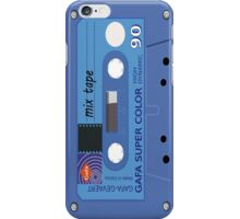Mix Tape iPhone 6 Case iPhone Case/Skin