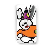 HeinyR- White Magic Rabbit Samsung Galaxy Case/Skin