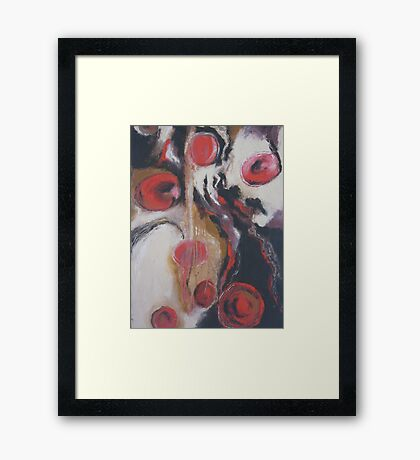 Imperfection Framed Print